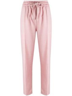 Roksanda брюки прямого кроя с эластичным поясом