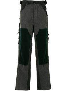 Off-White джинсы с логотипом Arrows