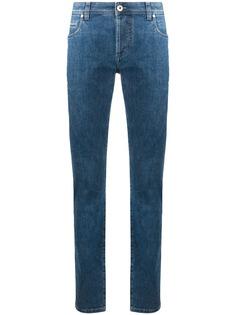 Loro Piana прямые джинсы с завышенной талией