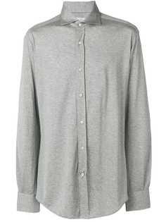 Brunello Cucinelli classic plain shirt