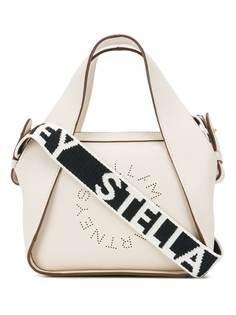Stella McCartney маленькая сумка-тоут Stella Logo