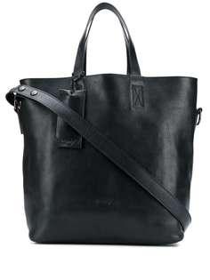 Marsèll сумка-тоут с тисненым логотипом