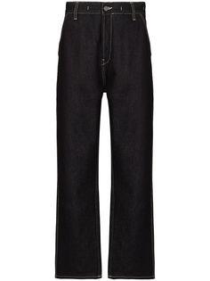 Jacquemus прямые джинсы Le de Nîmes