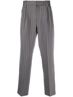 Viktor & Rolf зауженные брюки в полоску