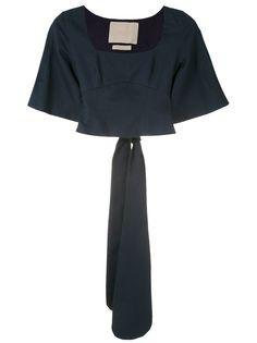 ALUF укороченная блузка Alina