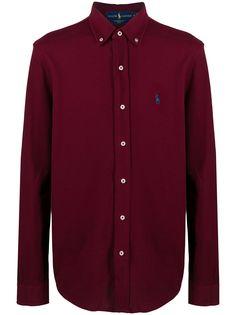 Polo Ralph Lauren рубашка с длинными рукавами