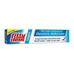 Fittydent крем Супер для фиксирования зубных протезов, 40 г
