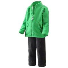Комплект одежды Reima размер 80, зеленый