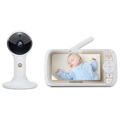 Видеоняня Motorola LUX65Connect бежевый/белый