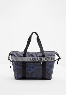 Сумка спортивная Armani Exchange