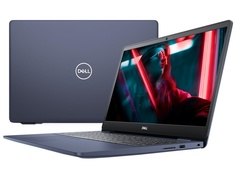 Ноутбук Dell Inspiron 5593 Dark Blue 5593-2745 (Intel Core i7-1065G7 1.3 GHz/8192Mb/512Gb SSD/nVidia GeForce MX230 4096Mb/Wi-Fi/Bluetooth/Cam/15.6/1920x1080/Linux)