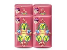 Средство по уходу за волосами Parrot Botanicals Ботаническое мыло с цветочным ароматом 4шт по 70g 6343