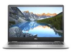 Ноутбук Dell Inspiron 5593 Silver 5593-2738 Выгодный набор + серт. 200Р!!!(Intel Core i7-1065G7 1.3 GHz/8192Mb/512Gb SSD/nVidia GeForce MX230 4096Mb/Wi-Fi/Bluetooth/Cam/15.6/1920x1080/Linux)