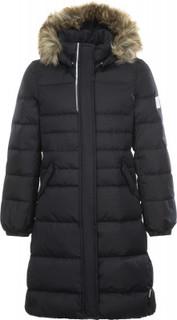 Пальто пуховое для девочек Reima Satu, размер 152