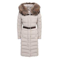 Пуховое пальто Moorer