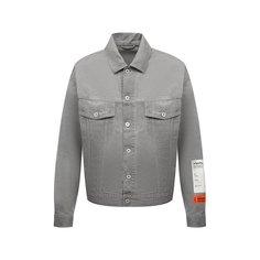 Джинсовая куртка Heron Preston