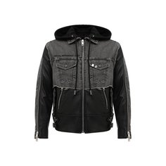 Комбинированная куртка Diesel