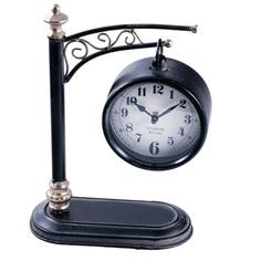 Часы настольные Русские подарки ретро 21х22х30см