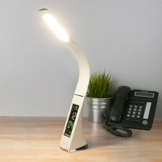 Диммируемый светодиодный светильник Elektrostandard Elara бежевый (TL90220)