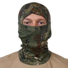 Универсальная маска-балаклава VoenPro в камуфляже Питон Mandrake 729403 ONESIZE