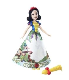 Кукла Disney Princess Принцесса в юбке с проявляющимся принтом