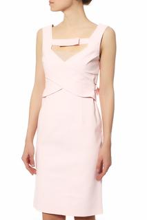 Платье женское Max Mara 22220211/01 розовое 44 IT