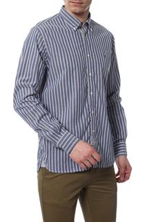 Рубашка мужская TOMMY HILFIGER .0887820201 622 голубая S