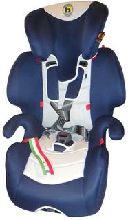 Детское автокресло Bellelli giotto голубой с серым, группа 1/2/3, от 9 кг до 36 кг
