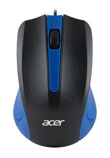 Мышь Acer OMW011 Black/Blue
