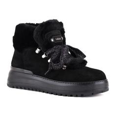 Ботинки женские Baldinini 049164ACROS черные 39 RU