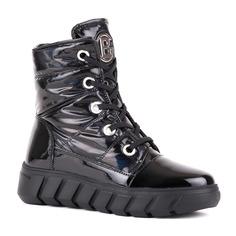 Дутики женские Baldinini 048710S черные 36 RU