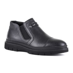Ботинки мужские Baldinini T0227 черные 39.5 RU