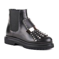 Ботинки женские Baldinini 949711PEMIC000000FBD черные 39 RU