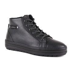 Ботинки мужские Baldinini 947469ADAIN000000XXX черные 41.5 RU