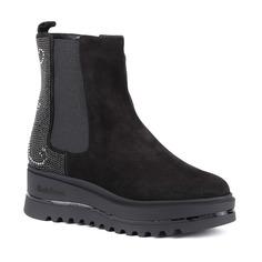 Ботинки женские Baldinini 817011A13ZCRUS0000 черные 38 RU