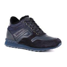Ботинки мужские Baldinini 947432ASWDF1010LLXXX синие 44 RU