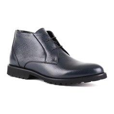 Ботинки мужские Baldinini 946702ACERV101010XXX синие 42.5 RU