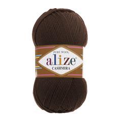 """Пряжа Alize """"Cashmira"""", цвет: 222 кофейное зерно, 300 м, 100 грамм (5 мотков) ( 5)"""