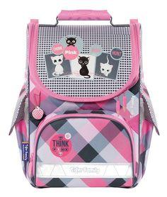 Ранец детский TIGger Розовый, 35х31х19 см
