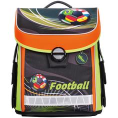 Ранец детский Hatber Premium Football 36x30x16 см