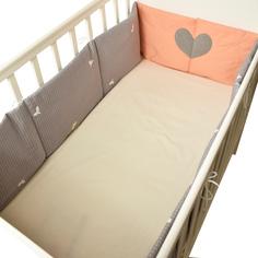 Бортики для кроватки Tom i Si TS2003005_0429