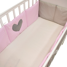 Бортики для кроватки Tom i Si TS2003006_0625