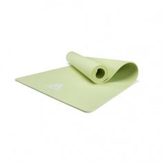 Adidas Тренировочный коврик (мат) для йоги Adidas зеленый