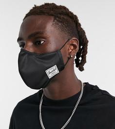 Черная маска для лица Herschel Supply Co-Черный