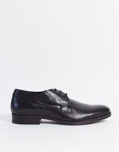 Кожаные туфли Jack and Jones-Серый