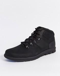 Черные походные ботинки Timberland-Черный