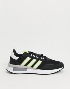 Черные кроссовки adidas Originals-Черный