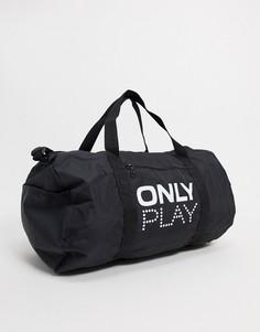 Чернаяспортивная сумкаOnly Play-Черный