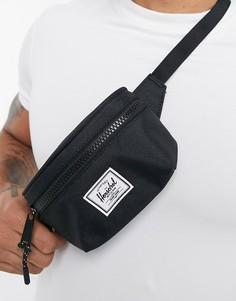 Черная сумка-кошелек на пояс Herschel Supply Co Twelve-Черный