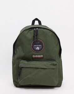 Зеленый рюкзак Napapijri Voyage
